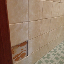 Drummy wall tiles
